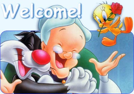 Looney Tunes : Welcome